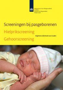 Hielprik en gehoorscreening